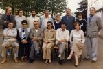 SAINTE AGATHE 1985-86 les instituteurs C LYET