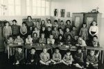 Ecole OURY-NORD 1962-63 Maternelle Grands VILLALON